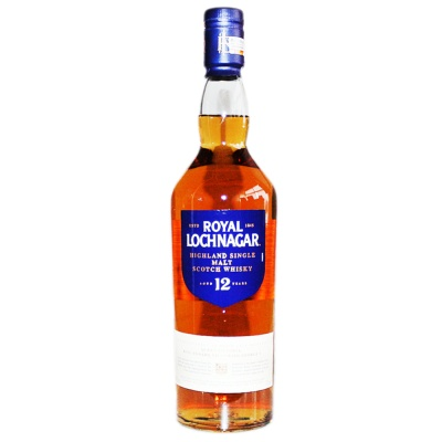 Royal Lochnagar 12 Years Highland Single Malt Scotch Whisky 700ml