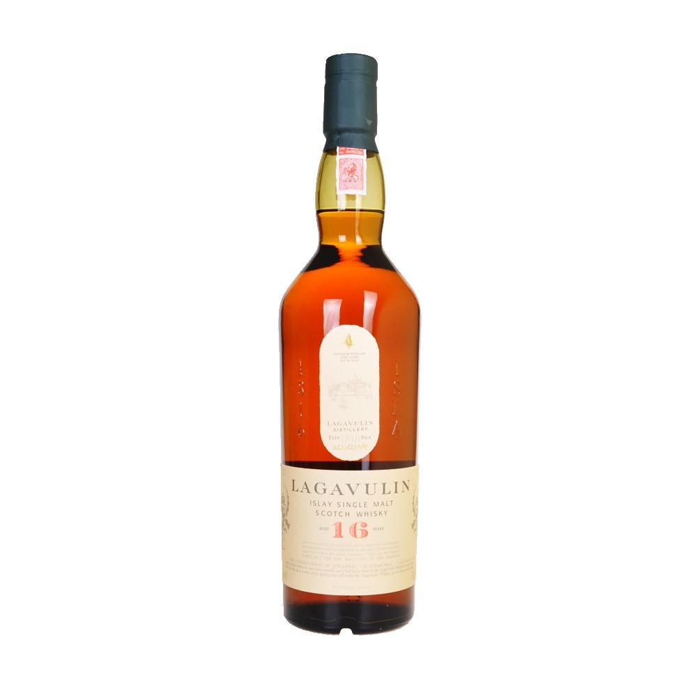乐加维林16年艾莱岛单一麦芽苏格兰威士忌 700ml
