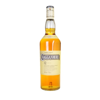 Cragganmore 12 Year Single Malt Whisky 700ml