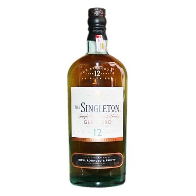 The Singleton Single Malt Scotch Whisky (Aged 12 Years) 700ml