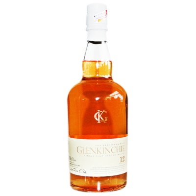 Glenkinchie 12 Years Single Malt Scotch Whisky 700ml