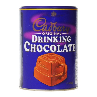 Cadbury Original Drinking Chocolate 500g