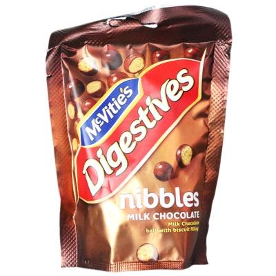 Mcvities Digestives Milk Chocolate 80g
