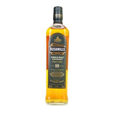 Bushmills Aged 10 Years Single Malt Irish Whisky 700ml