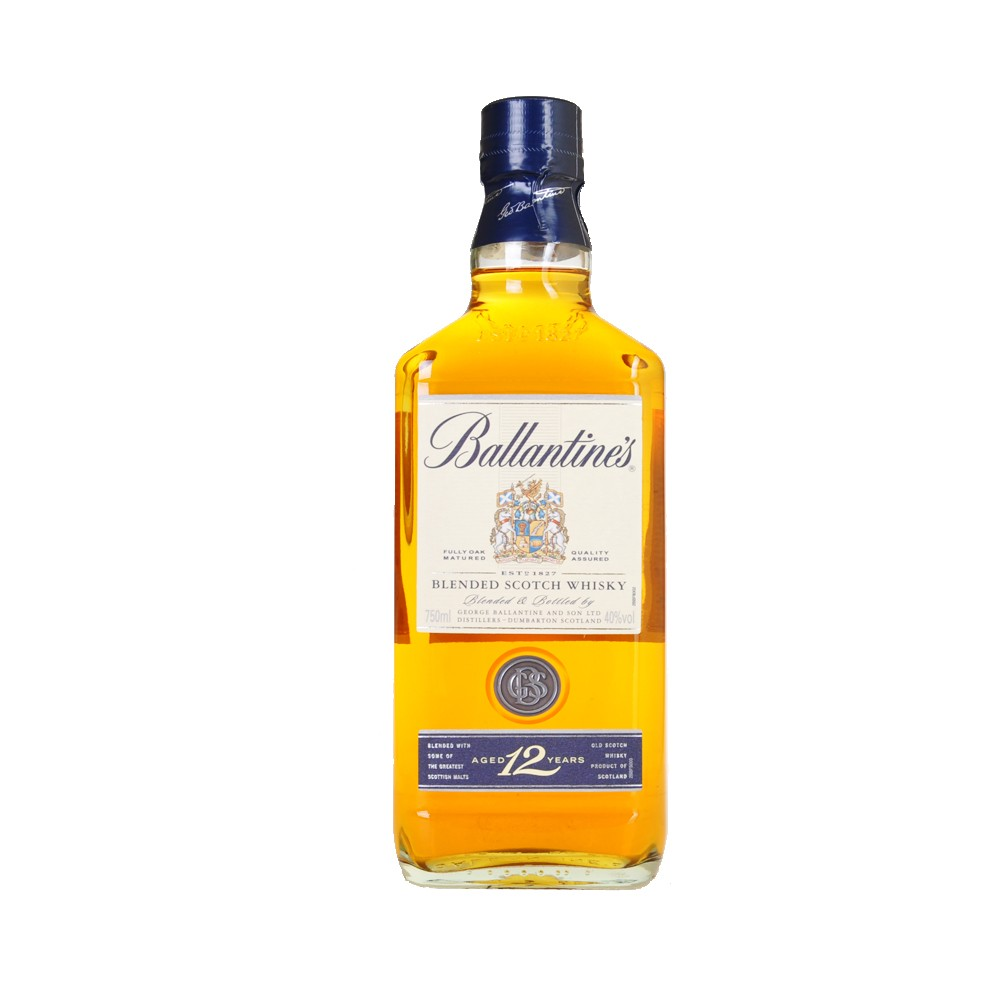 Ballantine's Aged 12 Years Whisky 700ml