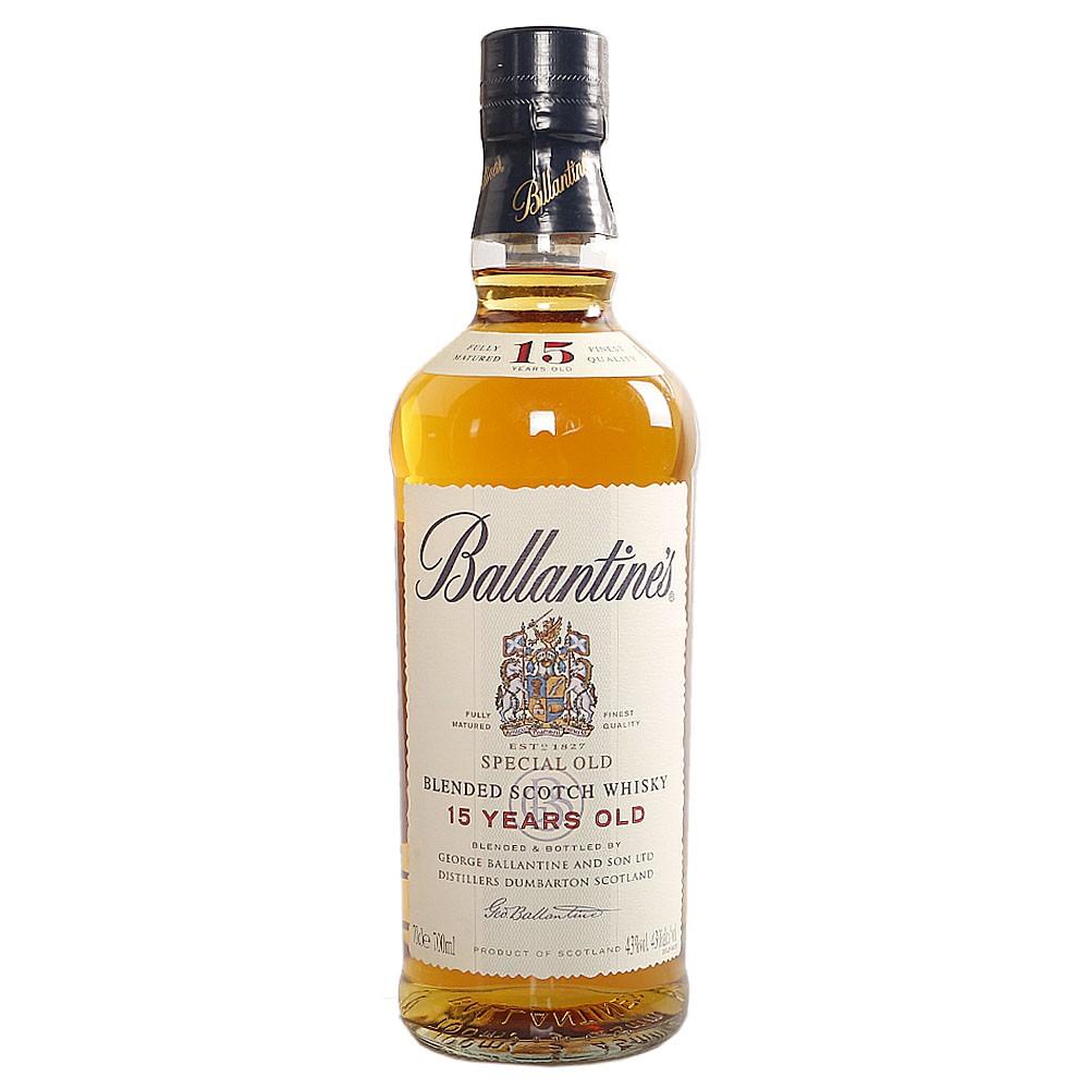 Ballantine's 15 Years Whisky 700ml