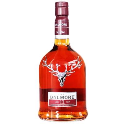 Dalmore Single Malt Aged 12 Years Whiskey 700ml