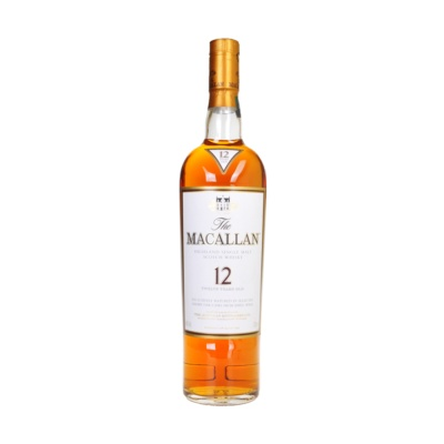 Macallan 12 Years Single Malt Whisky 700ml