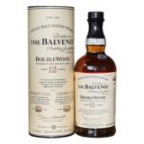 Balvenie Aged 12 Years Double Wood Single Malt Scotch Whisky 700ml - 1