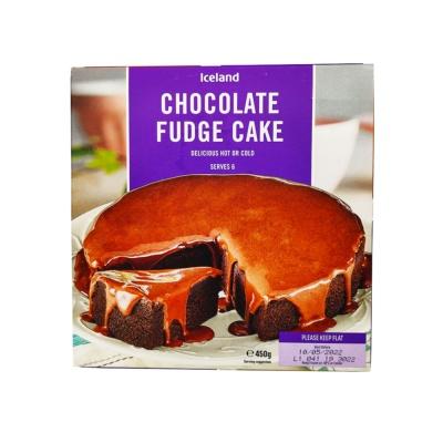 埃丝蓝巧克力蛋糕 450g