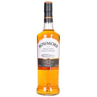 Bowmore Islay 12 Years Single Malt Scotch Whisky 700ml
