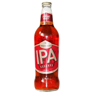 Greene King Reserve IPA Beer 500ml