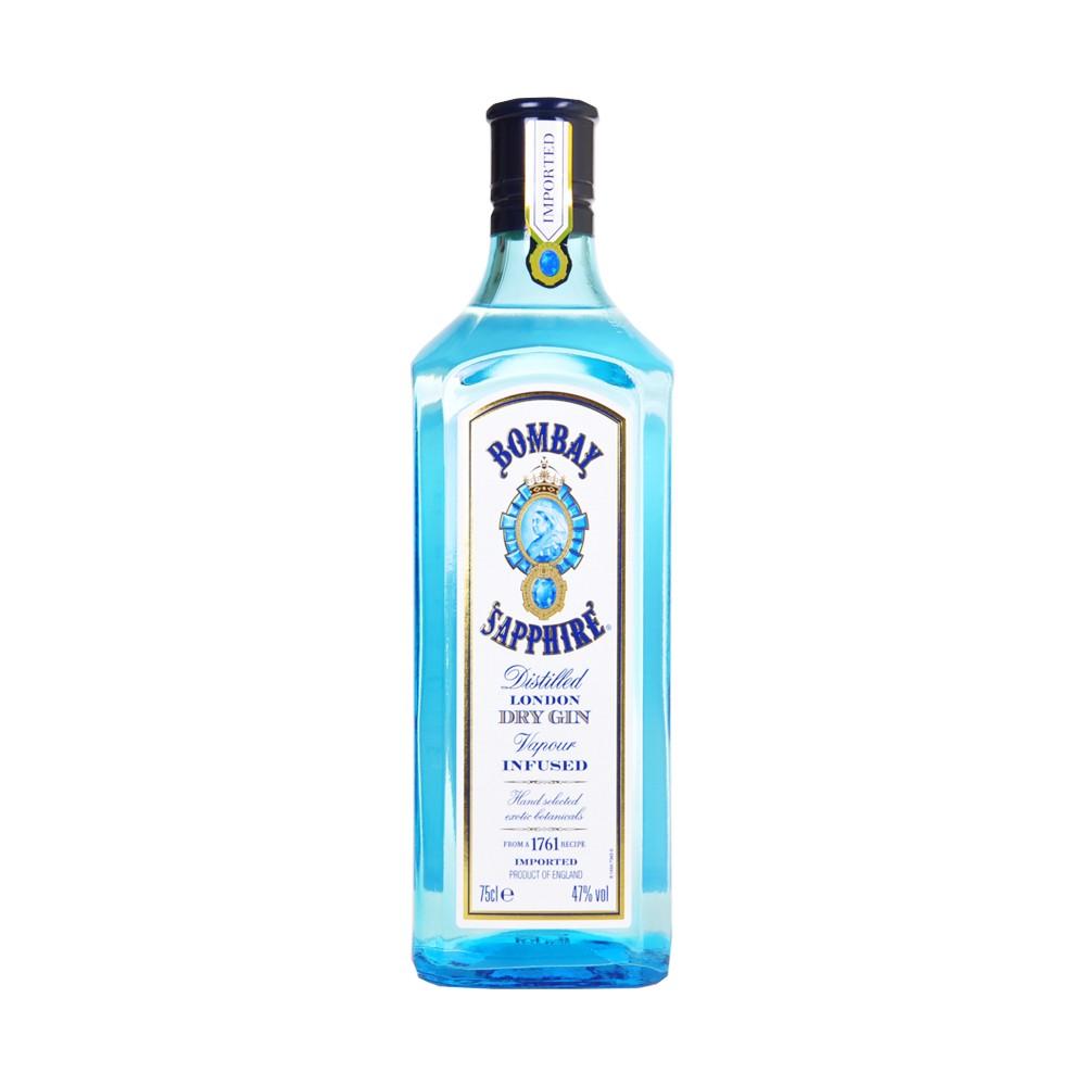 Bombay Sapphire Distilled Dry Gin 750ml