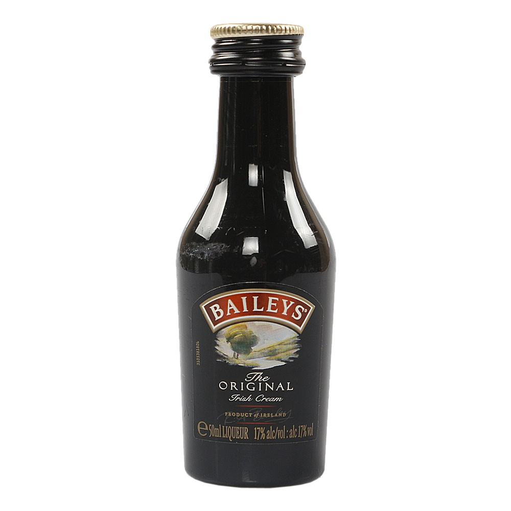 Baileys The Original Irish Cream Liqueur 50ml