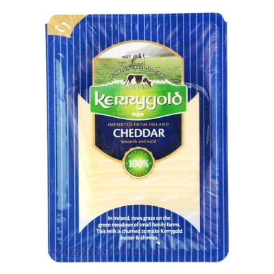 Kerrygold Mild White Cheddar Slices 150g