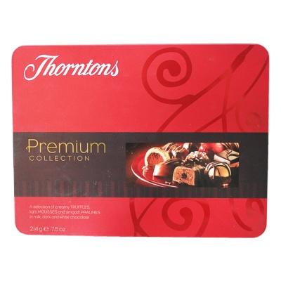 Thorntons Assortment Of Milk,Dark And White Chocolates 214g