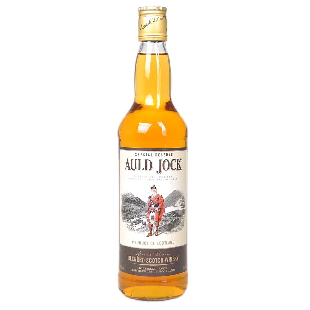 Auld Jock Blended Scotch Whisky 700ml