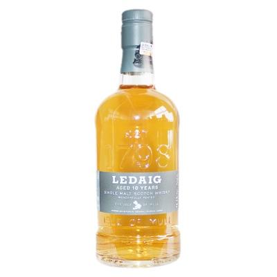 Ledaig Single Malt Scotch Whisky (Aged 10 Years) 700ml