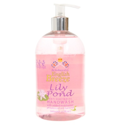 English Breeze Lily Pond Handwash 500ml