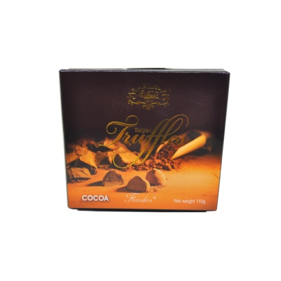 Flanders truffle soft chocolate (cocoa) 110g
