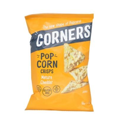 Corners Mature Cheddar Pop Corn Crisps 85g