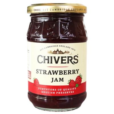 Chivers Strawberry Jam 340g