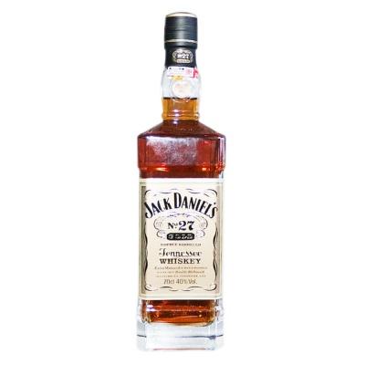 杰克丹尼N0.27金标田纳西州威士忌 700ml