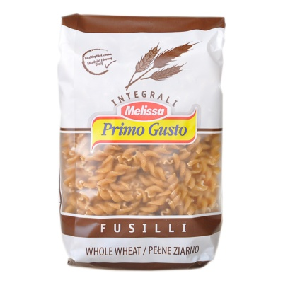 Melinssa Whole Wheat Fusilli Pasta 500g
