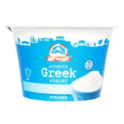 希腊奥林匹斯牌奶油全脂发酵乳 150g