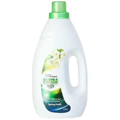 多欧洁清香型洗衣液 1.5L