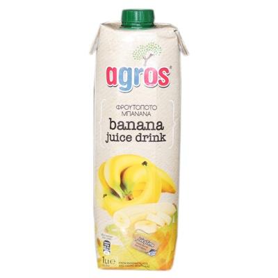 莱果仕香蕉汁饮料 1L