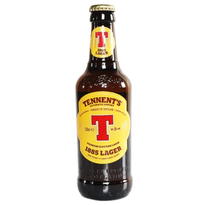 T Premium Scottish Lager 330ml