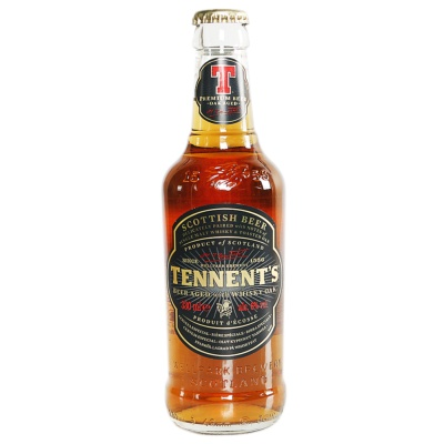Tennents Aged With Whisky Oak 330ml