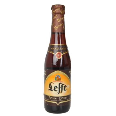 Leffe Brune Beer 330ml