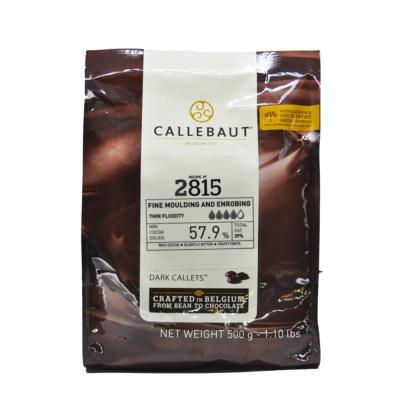 Callebaut 57.9% Dark Chocolate Bean 500g