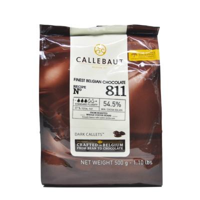 Callebaut 54.5% Dark Choco Beam 500g