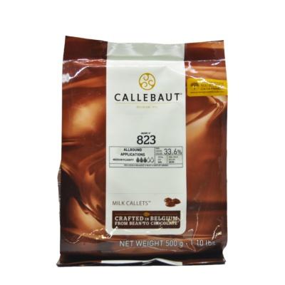 Callebaut 33.6% Milk Chocolate Bean 500g