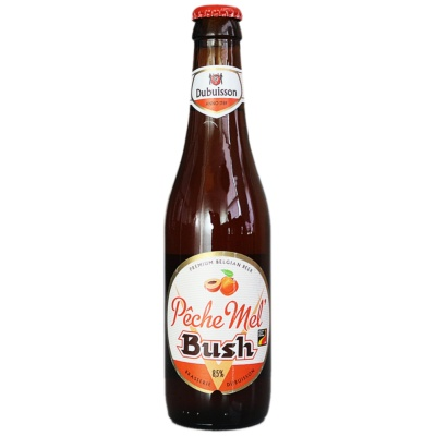 Peche Mel Bush Premium Belgian Beer 330ml