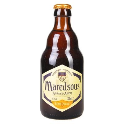 Maredsous 6 Blond Beer 330ml