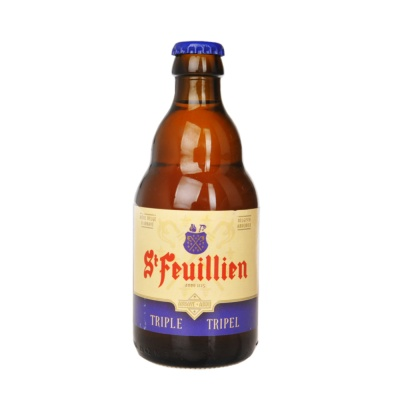 St Feuillien Triple Beer 330ml