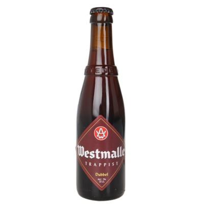 西麦尔双料啤酒 330ml