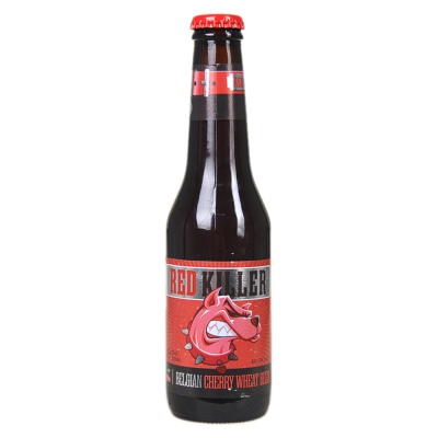 Red Killer Cherry Wheat Beer 250ml