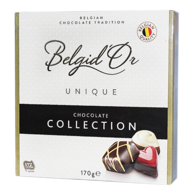 Belgid'Or Unique Assorted Chocolate 170g