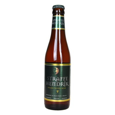 Straffe Hendrik Belgian Triple Beer 330ml