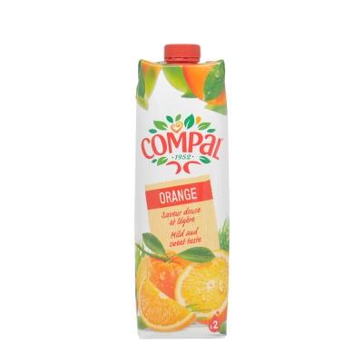 康派橙汁饮料 1L