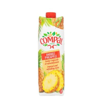 康派经典菠萝果汁饮料 1L