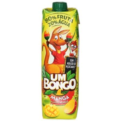宾果苹果芒果混合果汁饮料 1L