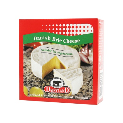 Dairyland Danish Brie Cheese 125g