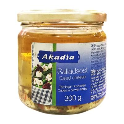 Akadia Salladsost Salad Cheese 300g