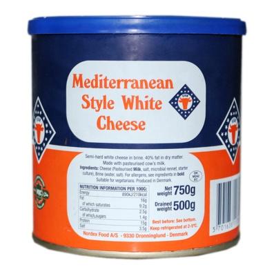Mediterranean Style White Cheese 500g